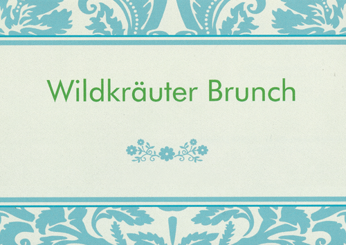 WildkrauterBrunch Lansprosse