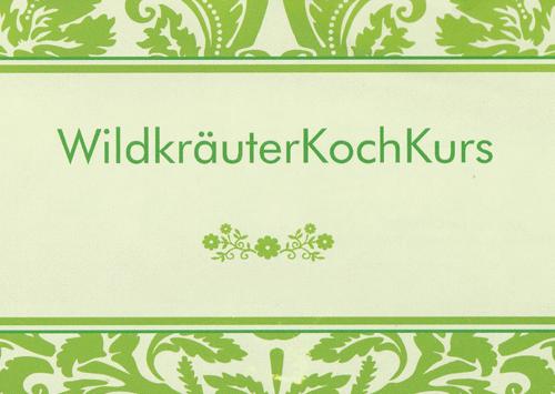 WildkrauterKochkurs Lansprosse